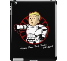 Thumbs down to a traitor  iPad Case/Skin