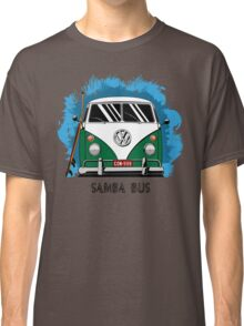 VW T1 Samba Bus (green) Classic T-Shirt