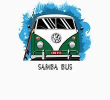 VW T1 Samba Bus (green) Unisex T-Shirt