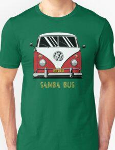 VW T1 SambaBus (red) T-Shirt