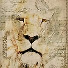 King of Africa by artsandsoul