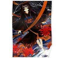 Red Eyes Enma Ai Poster