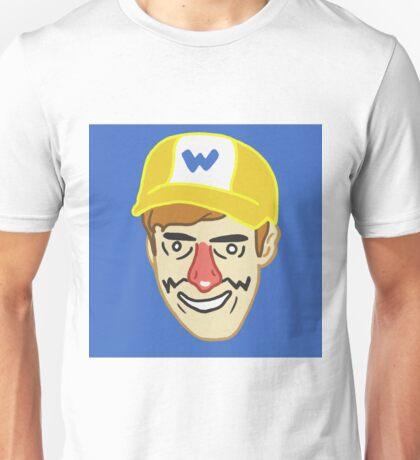 Wario (badbones) Unisex T-Shirt