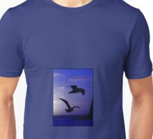 the double bird blues Unisex T-Shirt