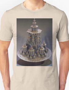 Sierpinski Castle #2 Unisex T-Shirt