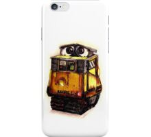 Walle2 iPhone Case/Skin