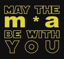 May the Force be With You by mcost45