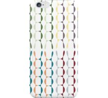 Funny colorful abstract iPhone Case/Skin