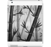 Bamboo Grey iPad Case/Skin