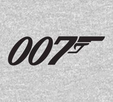 007 James Bond by houseofthesith