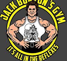 J.Burton's gym by edcarj82