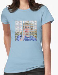 Kazoo Kid FUN Womens Fitted T-Shirt