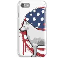 American Canine Vector iPhone Case/Skin