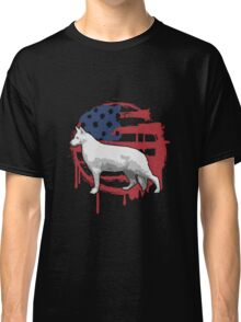 American Canine Vector Classic T-Shirt