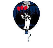 They all float Photographic Print