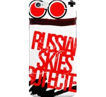 Russian Skies Protected iPhone Case/Skin