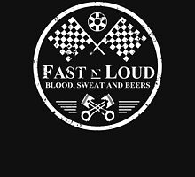 Fast and Loud, Inspired Gas Monkey. White. T-Shirt