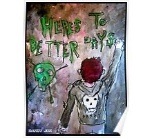 For Better Days Poster