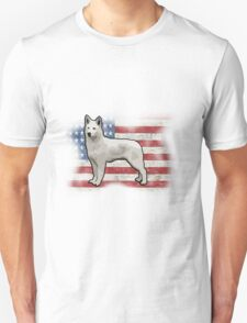American Canine Vector Secondary T-Shirt