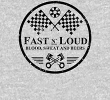 Fast and Loud, Inspired Gas Monkey. Black. Unisex T-Shirt