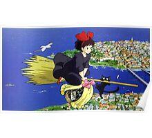 Kiki Sky Poster