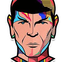 Spock - Star Trek by RockySpanish