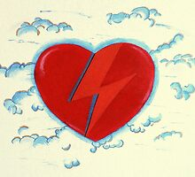Heartbroken by Bowie by mysteriousways