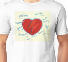 Heartbroken by Bowie Unisex T-Shirt