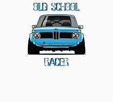 Old School Racer BMW 2002 (Blue) Unisex T-Shirt