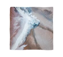 Kati Thanda-Lake Eyre Series- Pastel 4 Scarf