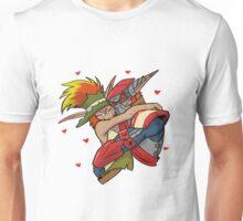 the crack ship  Unisex T-Shirt