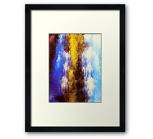 Majest over Heels Framed Print