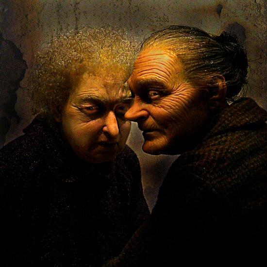 Gossips by David Rozansky