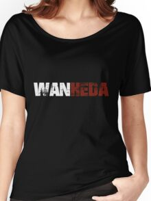The 100 - Wanheda (Grunge) Women's Relaxed Fit T-Shirt