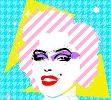Marilyn Monroe 5 by sebinlondon