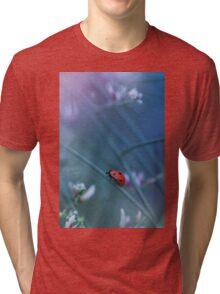 On my way Tri-blend T-Shirt