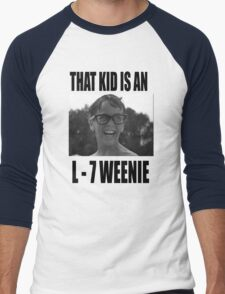 The Sandlot That Kid Is An L 7 Weenie Men's Baseball ¾ T-Shirt