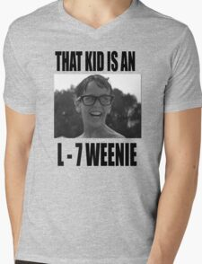 The Sandlot That Kid Is An L 7 Weenie Mens V-Neck T-Shirt