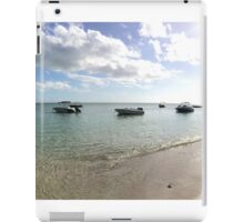 Clear water iPad Case/Skin
