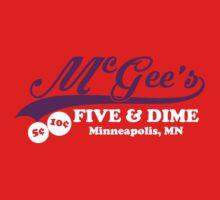 McGee's Five and Dime Kids Tee
