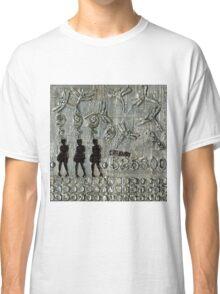 525,600 Minutes Metal Art - WIP Classic T-Shirt