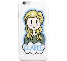 The 100 - Clarke Griffin iPhone Case/Skin