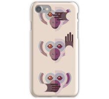 Ignore no evil iPhone Case/Skin