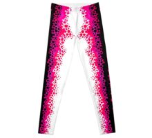 Pink Alien Raver Leggings