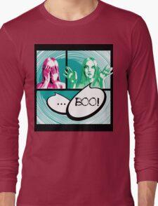 Boo comics Long Sleeve T-Shirt