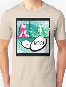 Boo comics Unisex T-Shirt