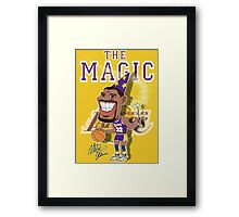 THE MAGIC Framed Print