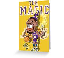 THE MAGIC Greeting Card