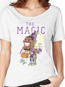 THE MAGIC Women's Relaxed Fit T-Shirt