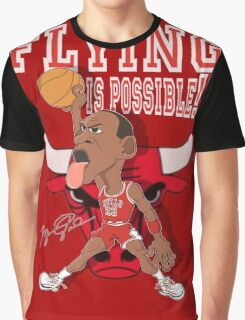 FLYING IS POSSIBLE!! Graphic T-Shirt